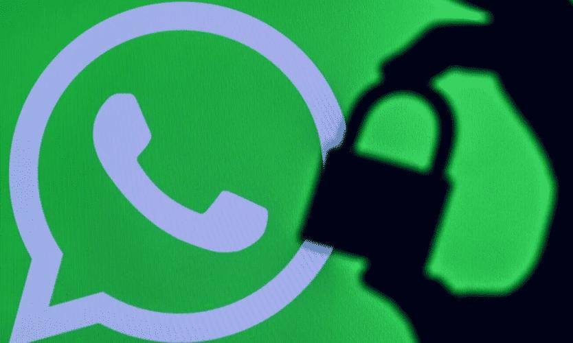 Mengunci-WhatsApp